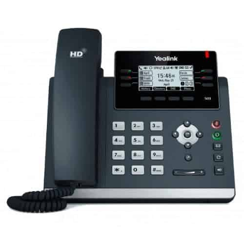 VoIP Providers UK yealink-t41