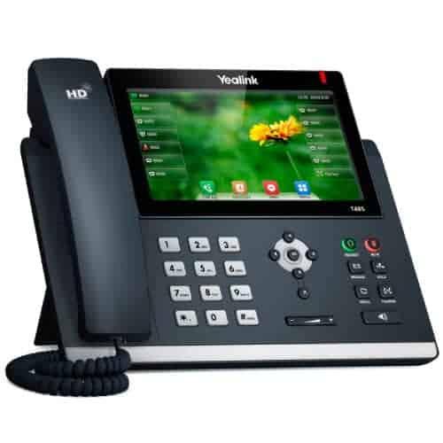 VoIP Providers UK yealink-t48